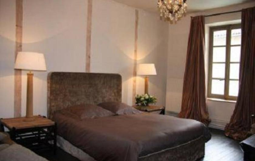 Location de vacances - Chambre d'hôtes à Régnié-Durette