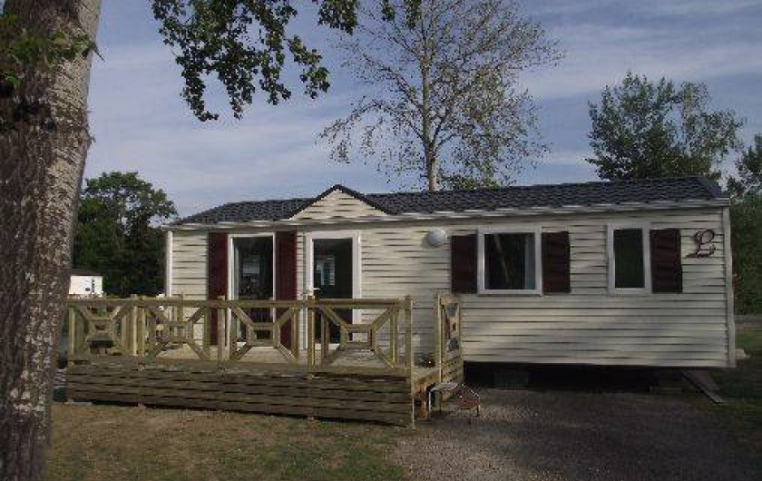 Location de vacances - Camping à Sailly-le-Sec