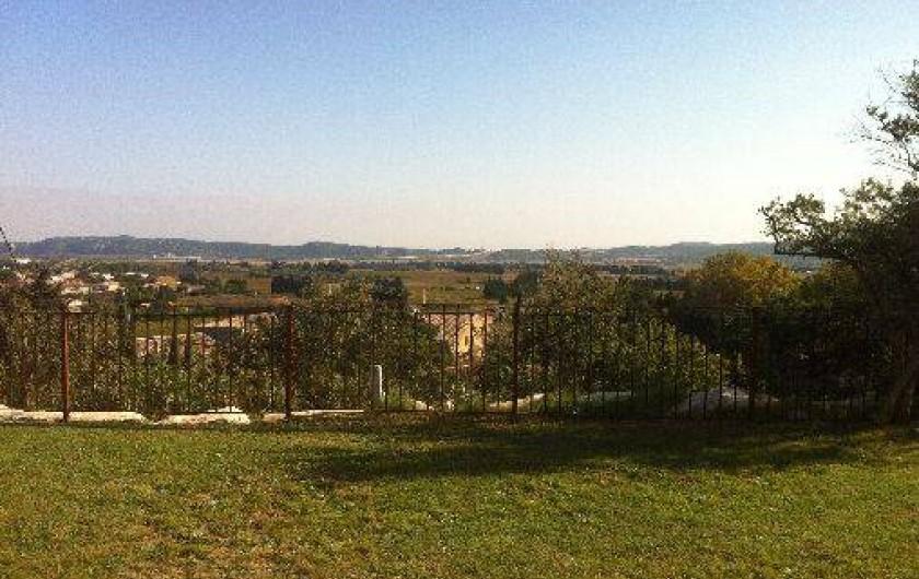 Location de vacances - Villa à Rochefort-du-Gard