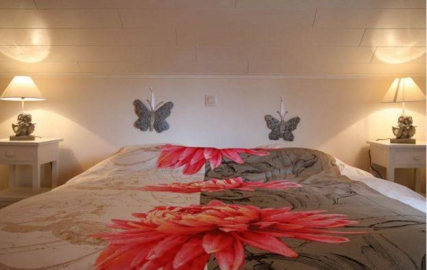 Location de vacances - Maison - Villa à Libramont - chambre 2 lits de 1 personne