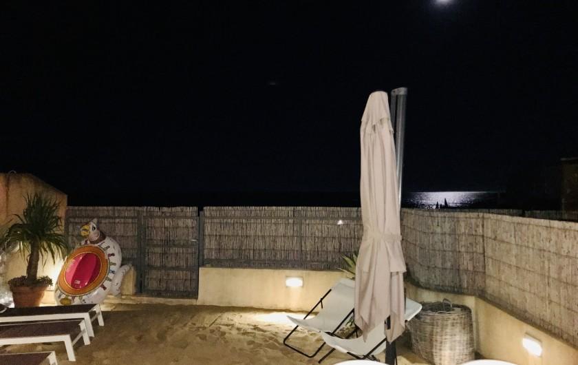 Location de vacances - Appartement à La Croix-Valmer - Idéal pour les enfants, le sable, des jouets de plages,...