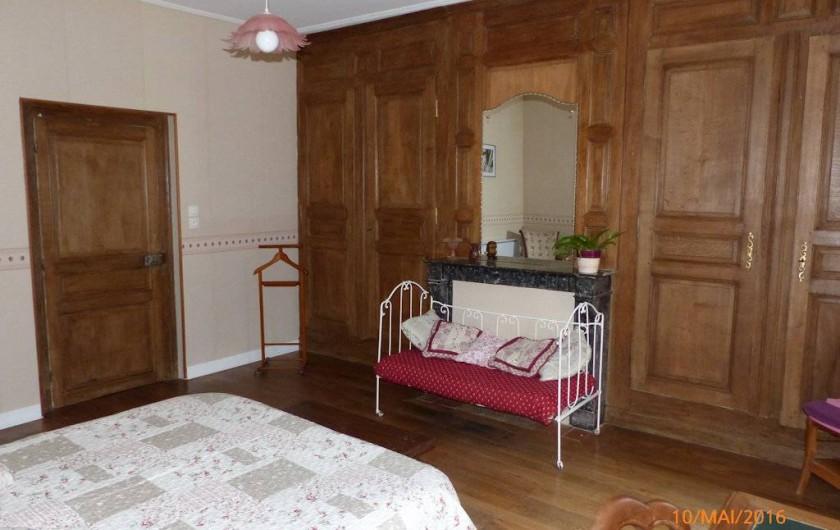 Location de vacances - Chambre d'hôtes à Florent-en-Argonne