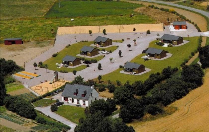 Location de vacances - Chalet à Plurien - vue d'ensemble