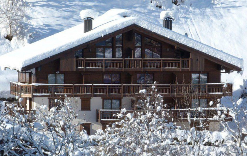 Location de vacances - Appartement à Arêches - Chalet appartement n°2