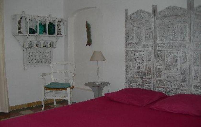 Location de vacances - Gîte à Elne - chambre