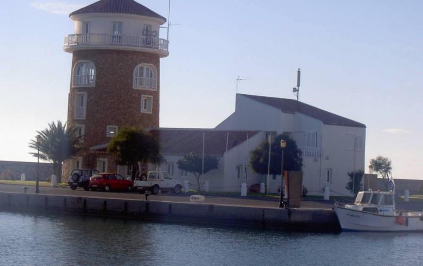 Location de vacances - Maison - Villa à Almerimar