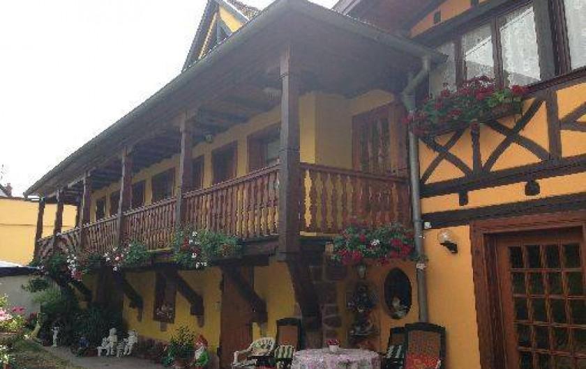 Location de vacances - Chambre d'hôtes à Turckheim