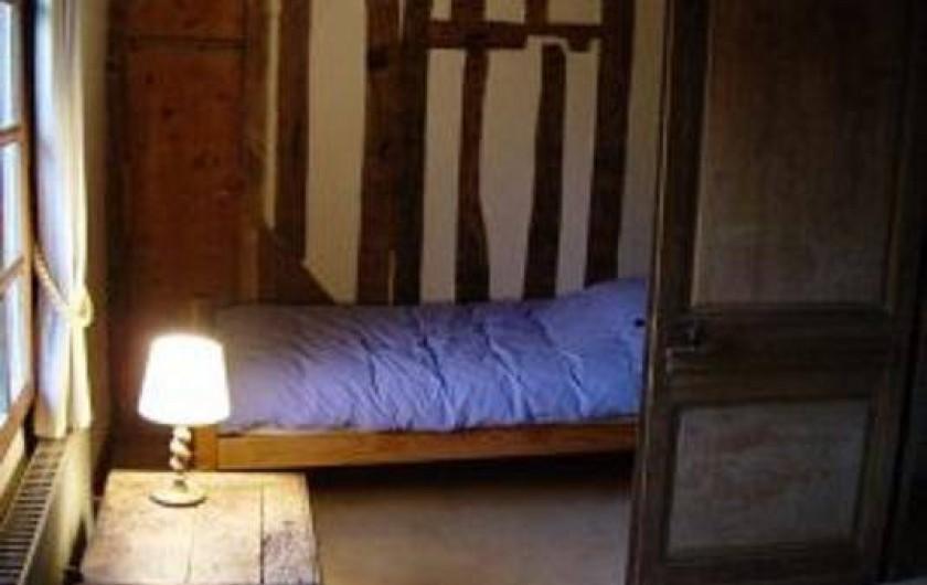 Location de vacances - Gîte à Saint-Georges-en-Auge - Petite chambre enfants