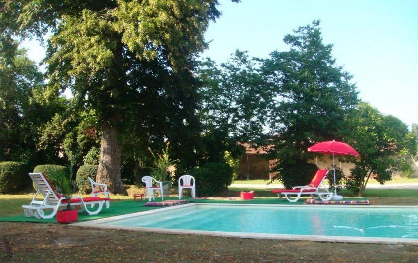 Location de vacances - Maison - Villa à Cadillac