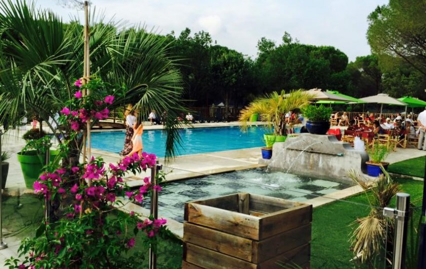 Location de vacances - Bungalow - Mobilhome à Vidauban