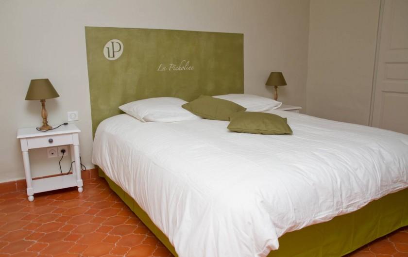 Location de vacances - Chambre d'hôtes à Trets - La Picholine