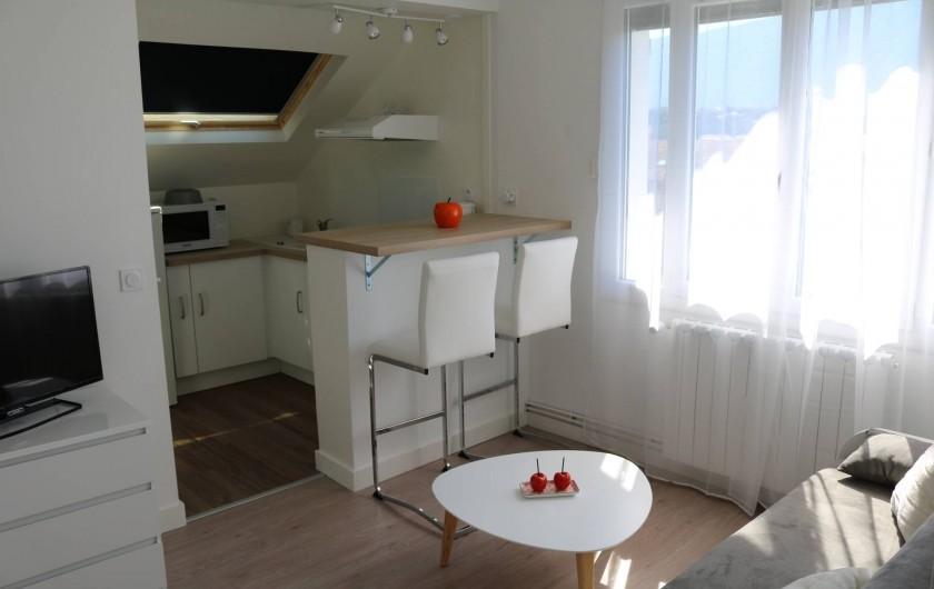 Location de vacances - Studio à Aix-les-Bains - Aperçu global du gîte