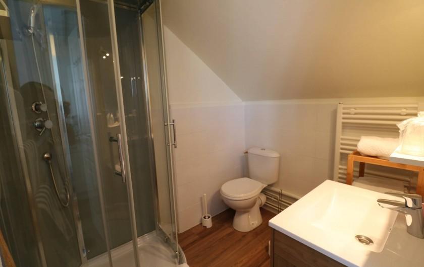 Location de vacances - Studio à Aix-les-Bains - Salle de bains