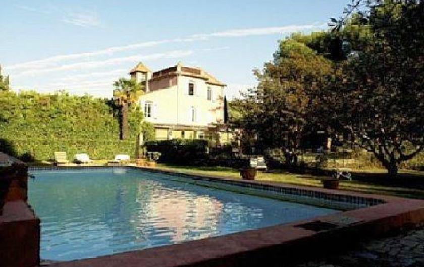 Location de vacances - Maison - Villa à Orgon