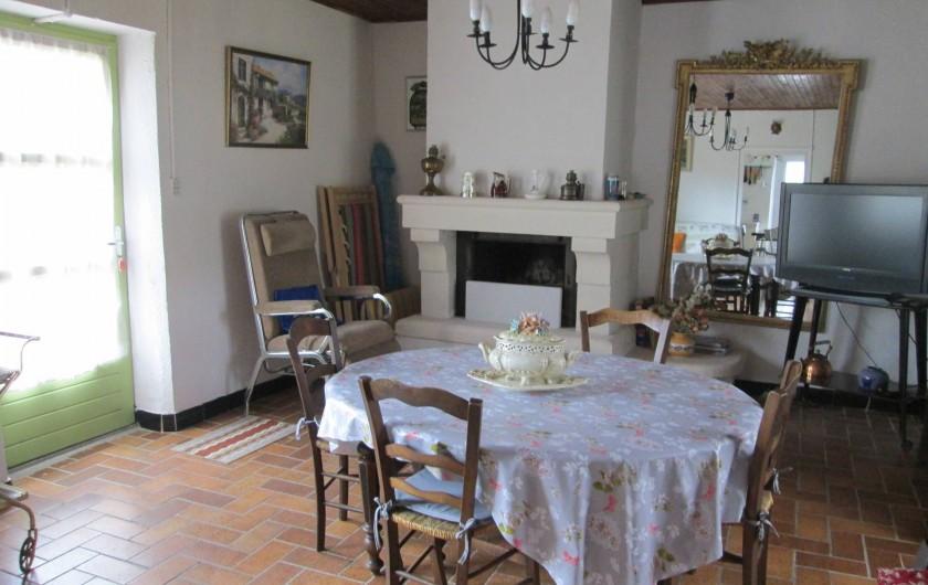 Location de vacances - Maison - Villa à Veyras