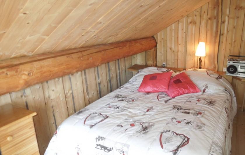 Location de vacances - Chalet à La Bresse - Chambre 3 Etage