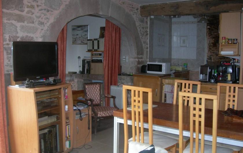 Location de vacances - Maison - Villa à Noalhac - La Vitarelle