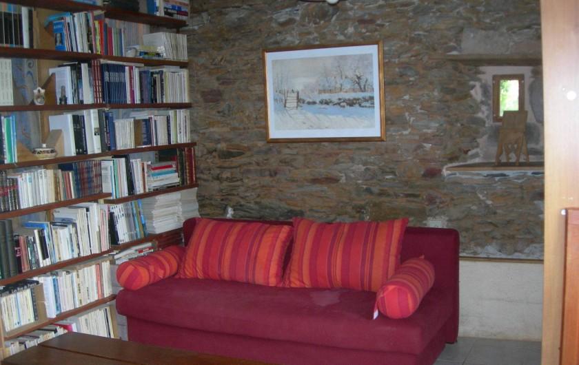 Location de vacances - Maison - Villa à Noalhac - Tanière