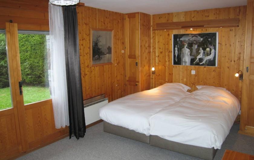 Location de vacances - Appartement à Verbier - Chambre 1