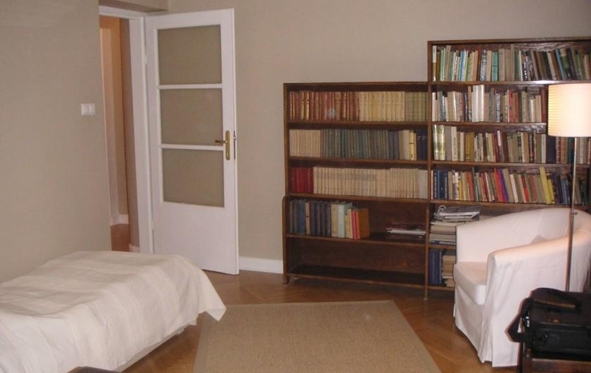 Location de vacances - Appartement à Varsovie - Chambre 2