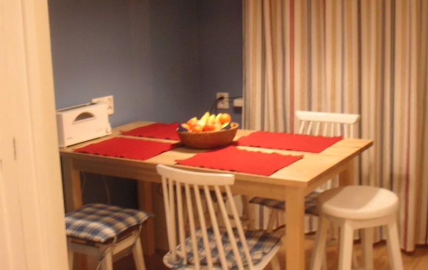 Location de vacances - Appartement à Varsovie - Cuisine