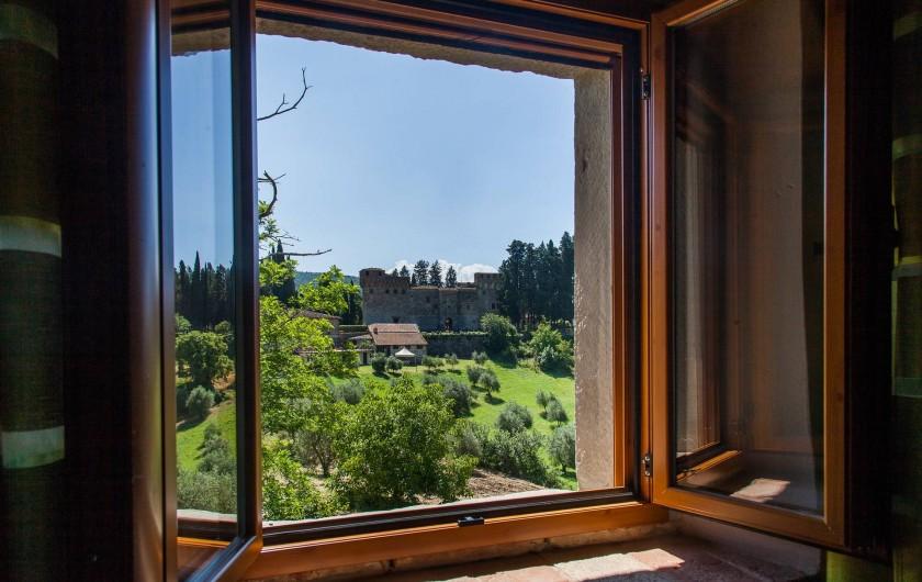 Location de vacances - Villa à Santa Brigida - Room with view in Villa Pergola