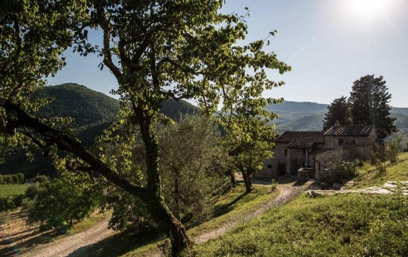 Location de vacances - Villa à Santa Brigida - Villa Pergola