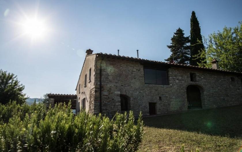 Location de vacances - Villa à Santa Brigida - Villa Faltignano