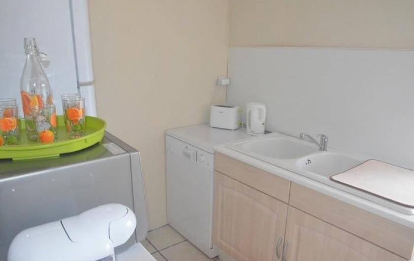 Location de vacances - Maison - Villa à Savigny-Poil-Fol