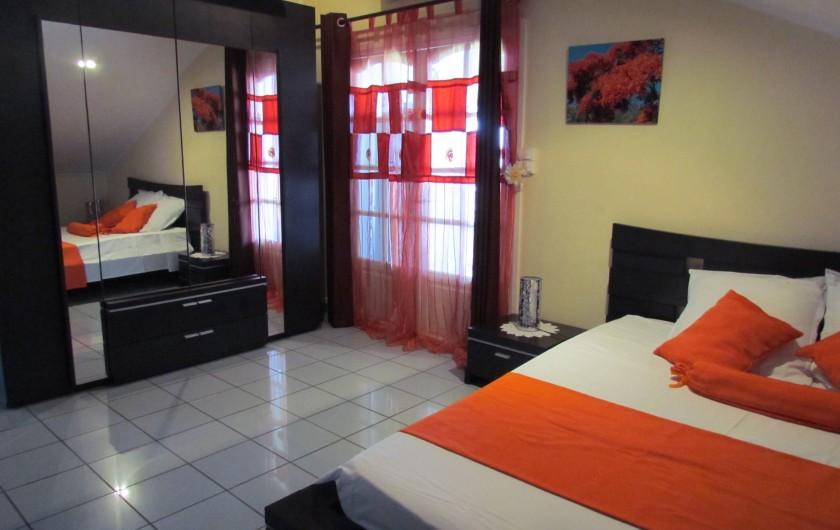 Location de vacances - Villa à Saint-Paul - chambre 1