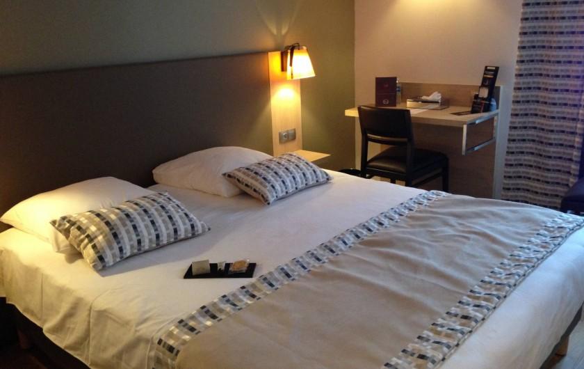 Location de vacances - Hôtel - Auberge à Morlaix - Chambre confort