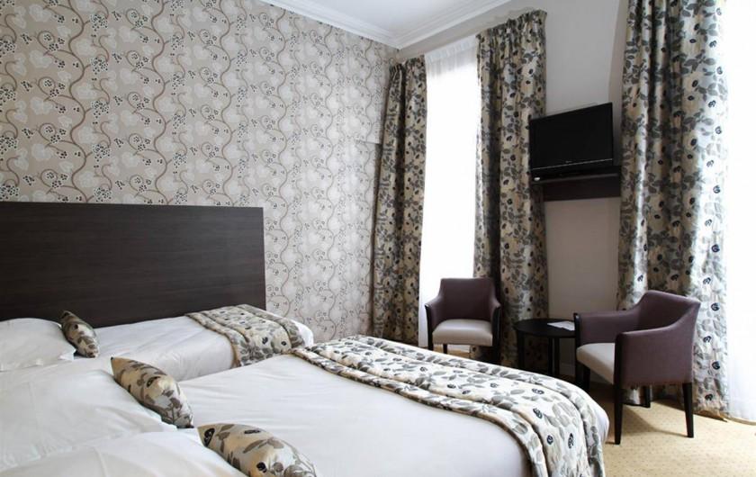 Location de vacances - Hôtel - Auberge à Morlaix - Chambre triple Supérieure