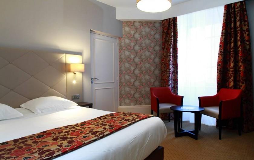 Location de vacances - Hôtel - Auberge à Morlaix - Chambre Supérieure
