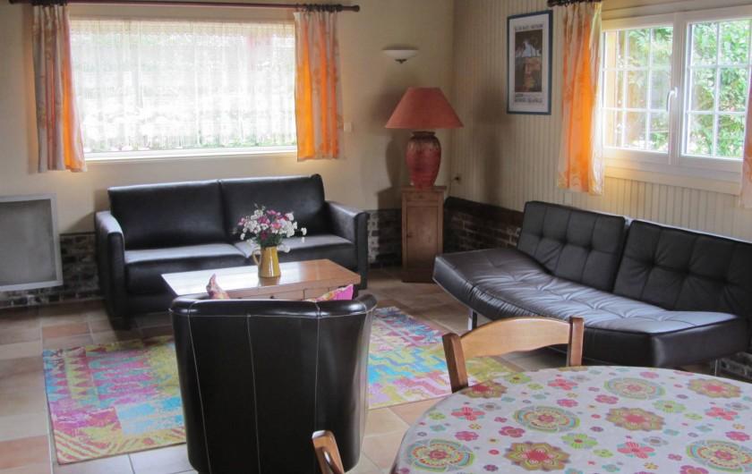 Location de vacances - Gîte à Fresnoy-Folny
