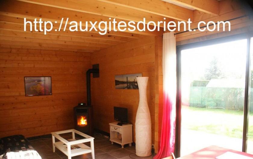 Location de vacances - Chalet à Géraudot