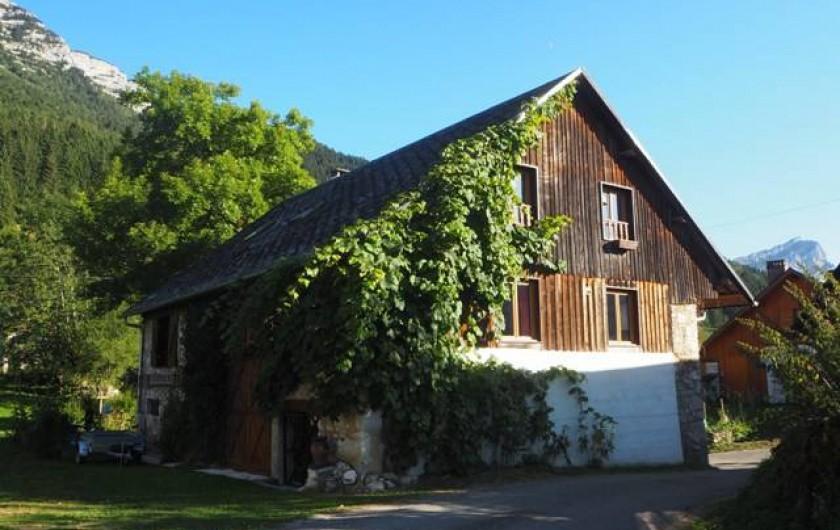 Location de vacances - Gîte à Saint-Pierre-d'Entremont