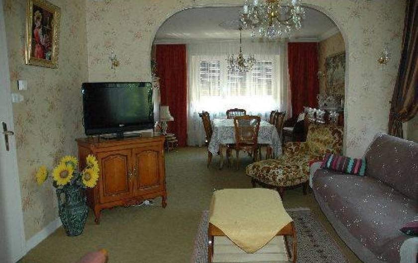 Location de vacances - Villa à Vitry-sur-Orne