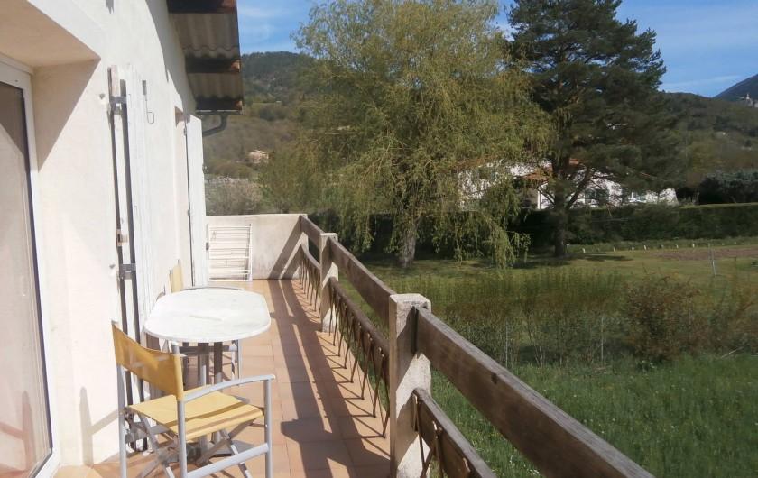 Location de vacances - Gîte à Castellane