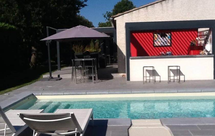 Location de vacances - Villa à Velleron