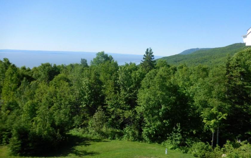 Location de vacances - Chalet à Petite-Rivière-Saint-François