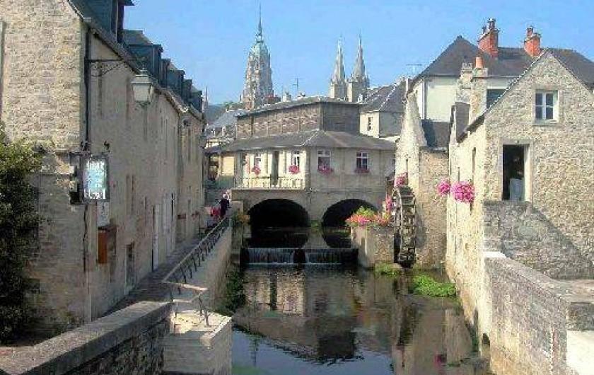 Location de vacances - Gîte à Crouay - Bayeux