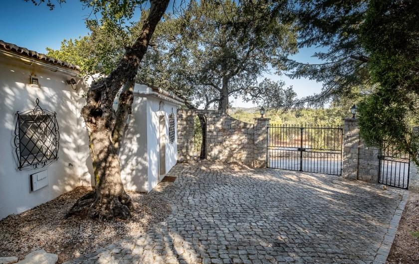 Location de vacances - Villa à Gorjões - Entrée