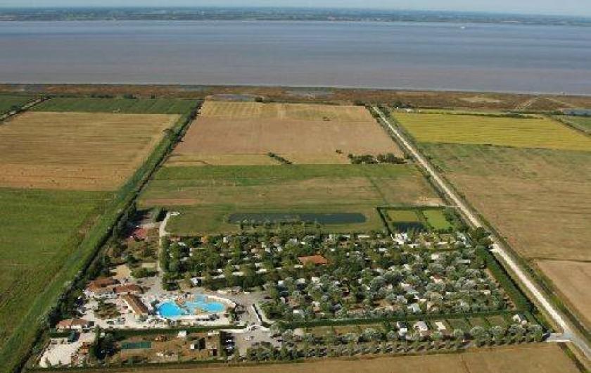 Location de vacances - Camping à Saint-Thomas-de-Conac