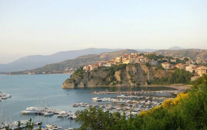 Location de vacances - Appartement à Agropoli - Le promontoire de Agropoli Vecchia