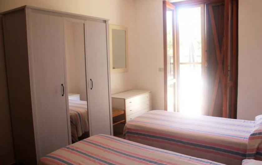 Location de vacances - Appartement à Agropoli - La deuxième chambre