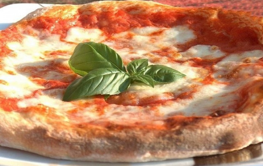 Location de vacances - Appartement à Agropoli - La pizza Margherita