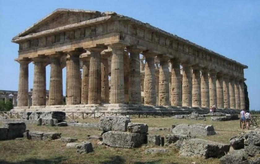 Location de vacances - Appartement à Agropoli - Les temples de Paestum