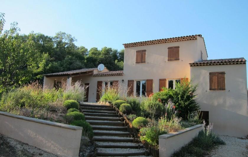 Location de vacances - Villa à Saint-Saturnin-lès-Apt