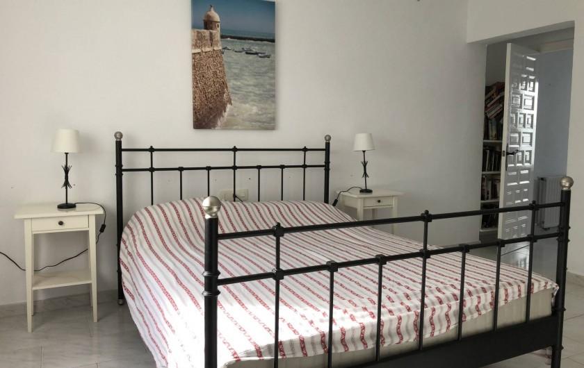 Location de vacances - Maison - Villa à San Andrés Golf - La deuxieme chambre a lit avec ensuite