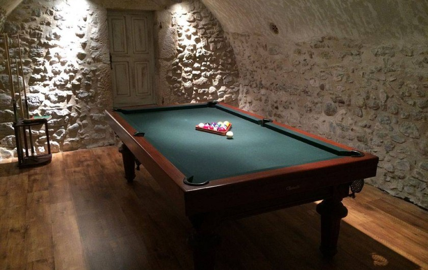 Location de vacances - Maison - Villa à Massignieu-de-Rives